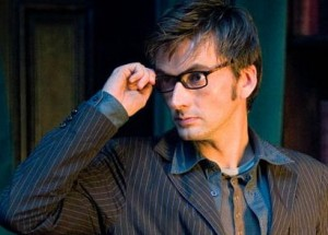 David Tennant as The Doctor